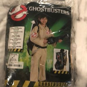 Halloween costume Ghostbusters boys size large
